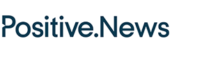 the positive news logo