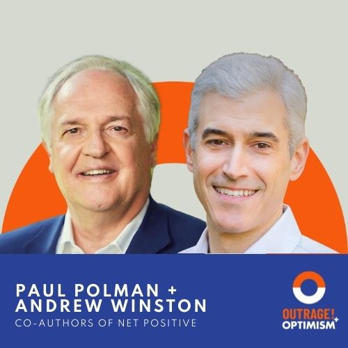 Taking Business Net Positive with Paul Polman & Andrew Winston cover art