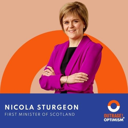 Small Countries, Big Vision with Nicola Sturgeon cover art