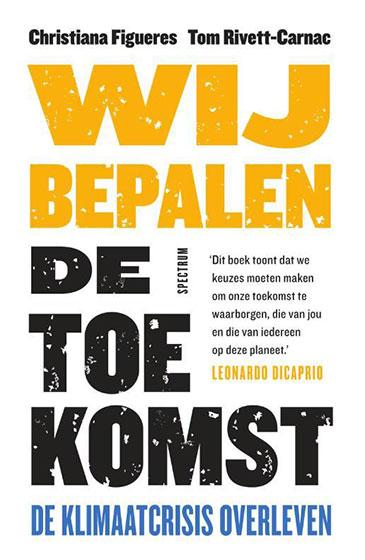 The Future We Choose cover art (Dutch)