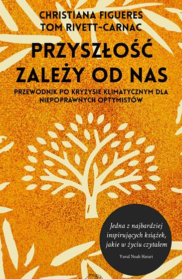 The Future We Choose cover art (Polish)