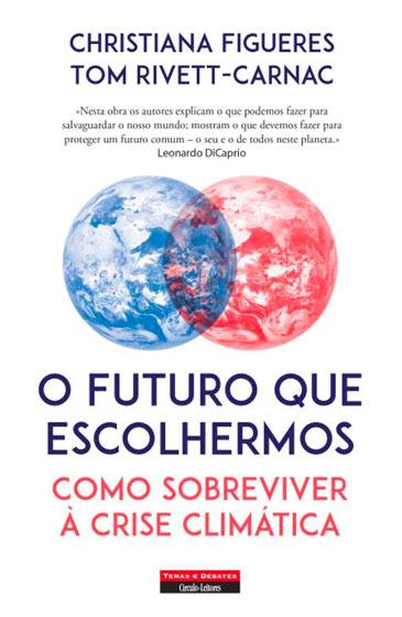 The Future We Choose cover art (Portugal)
