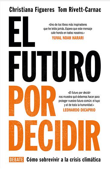 The Future We Choose cover art (Spanish)