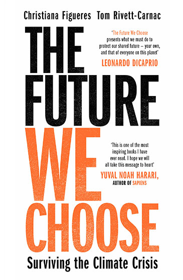 The Future We Choose cover art (UK)